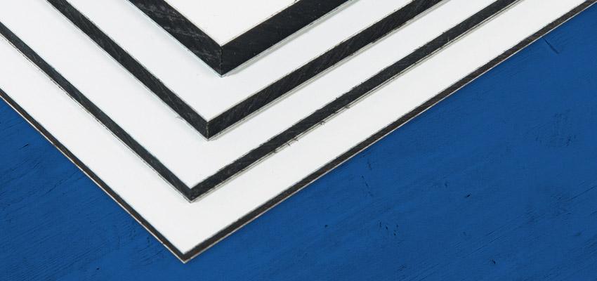 Aluminiumverbundplatten