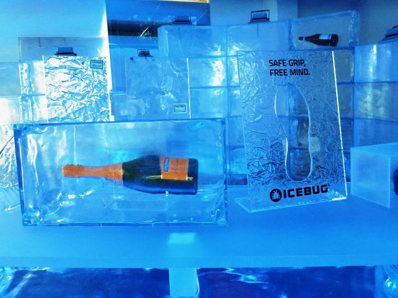 Acryl Eis - Eis Optik