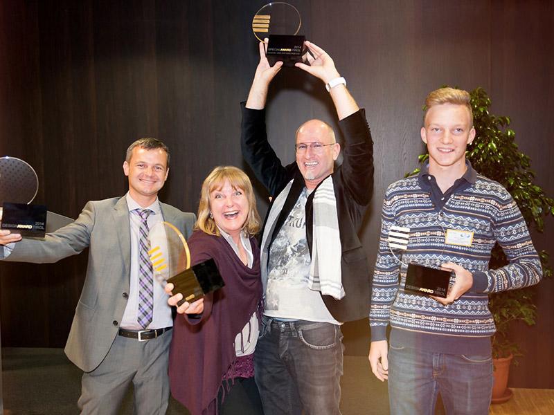 Design Award - GEOTEC