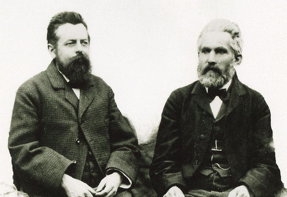 1862 - Dennert & Pape