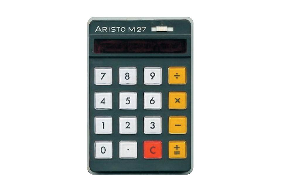 1972 - ARISTO M27