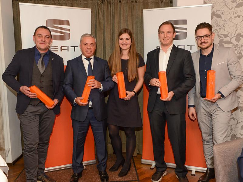 Porsche Seat Award - GEOTEC