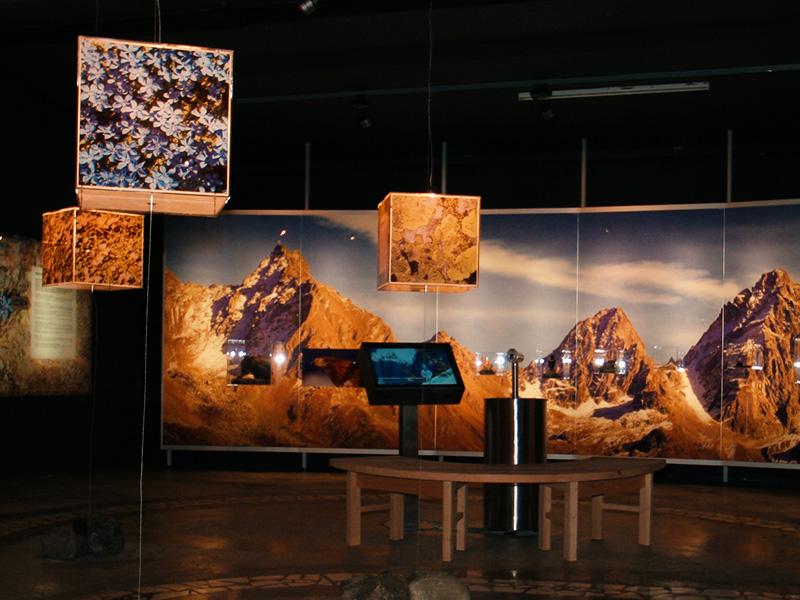Ausstellungsbau - GEOTEC