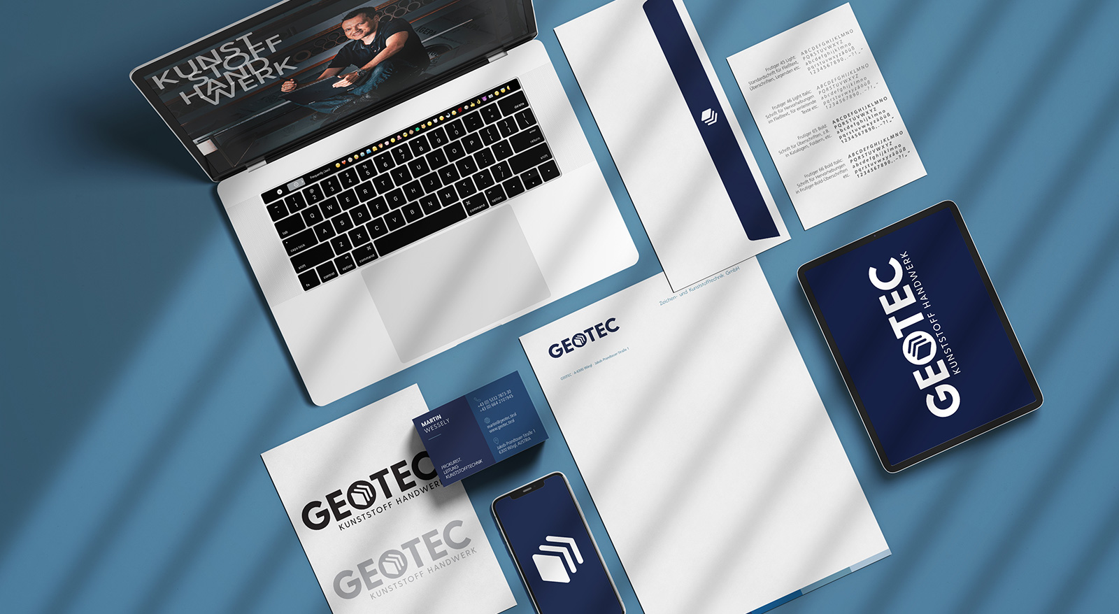 GEOTEC Relaunch