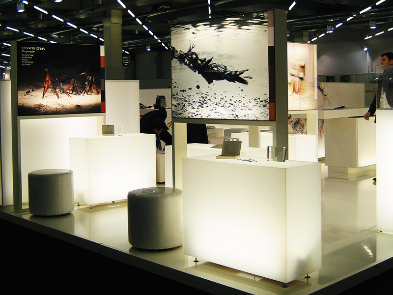 Vitrinen Museum - GEOTEC