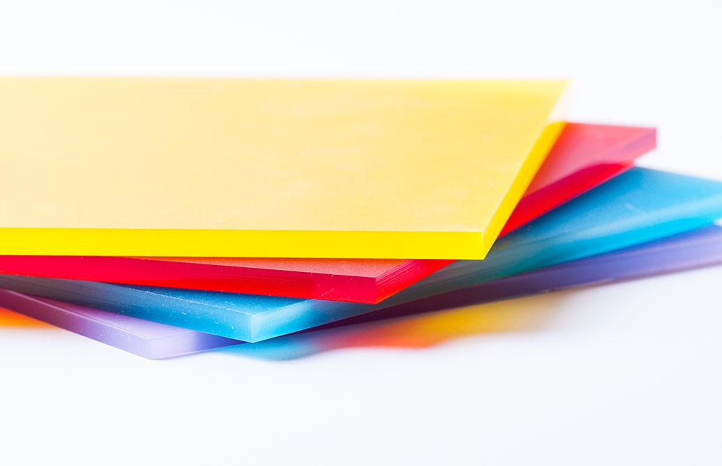 Acrylglas und Plexiglas Zuschnitte nach Maß